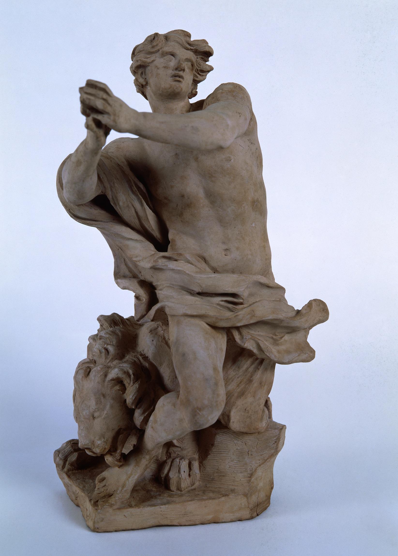 Gian Lorenzo Bernini At The Metropolitan Museum Of Art Til