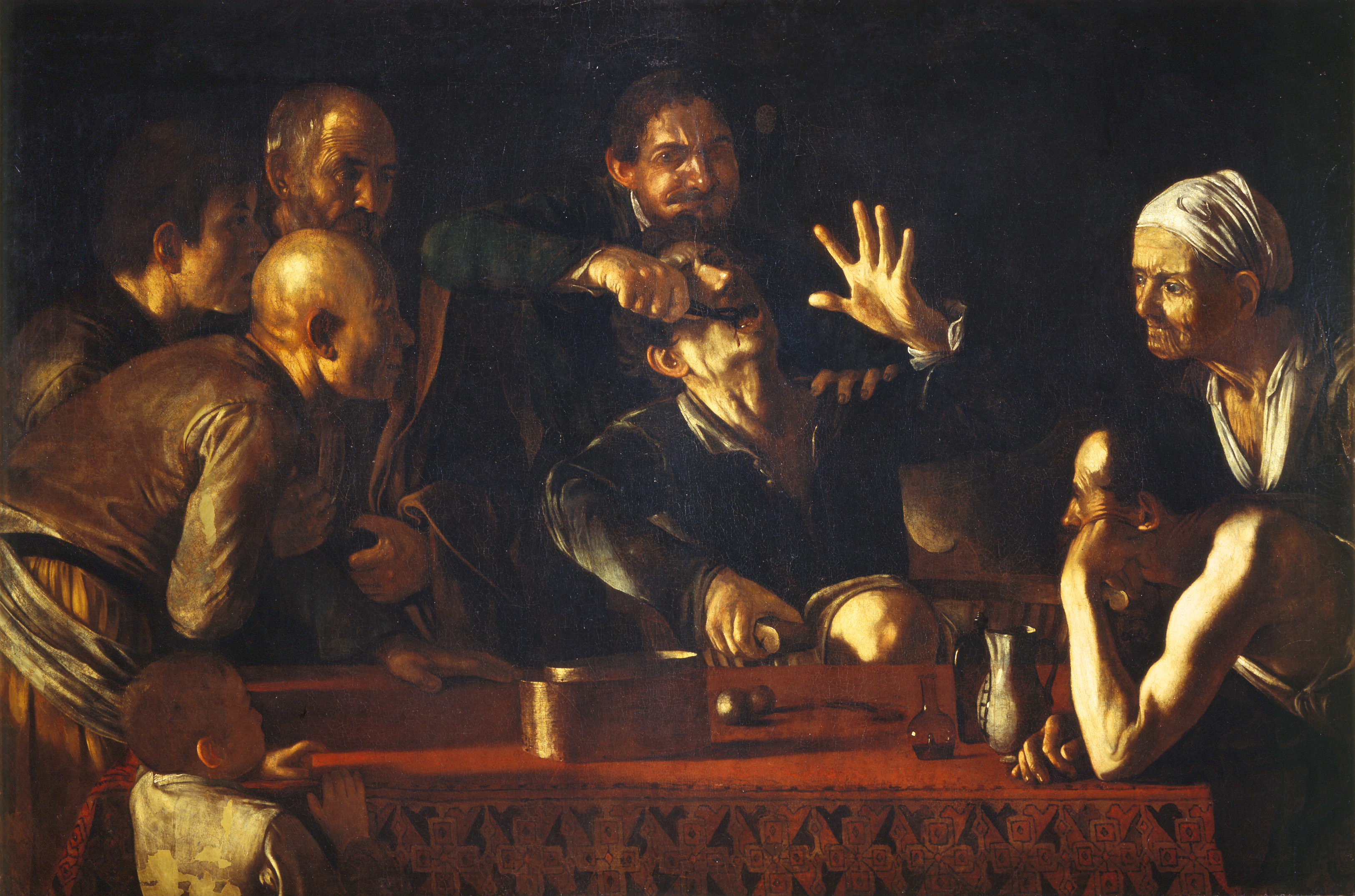 the life and violence of famous artist caravaggio Famous people in art famous people named caravaggio biography caravaggio: a life sacred and profane, the artist's was not the end of his violence.