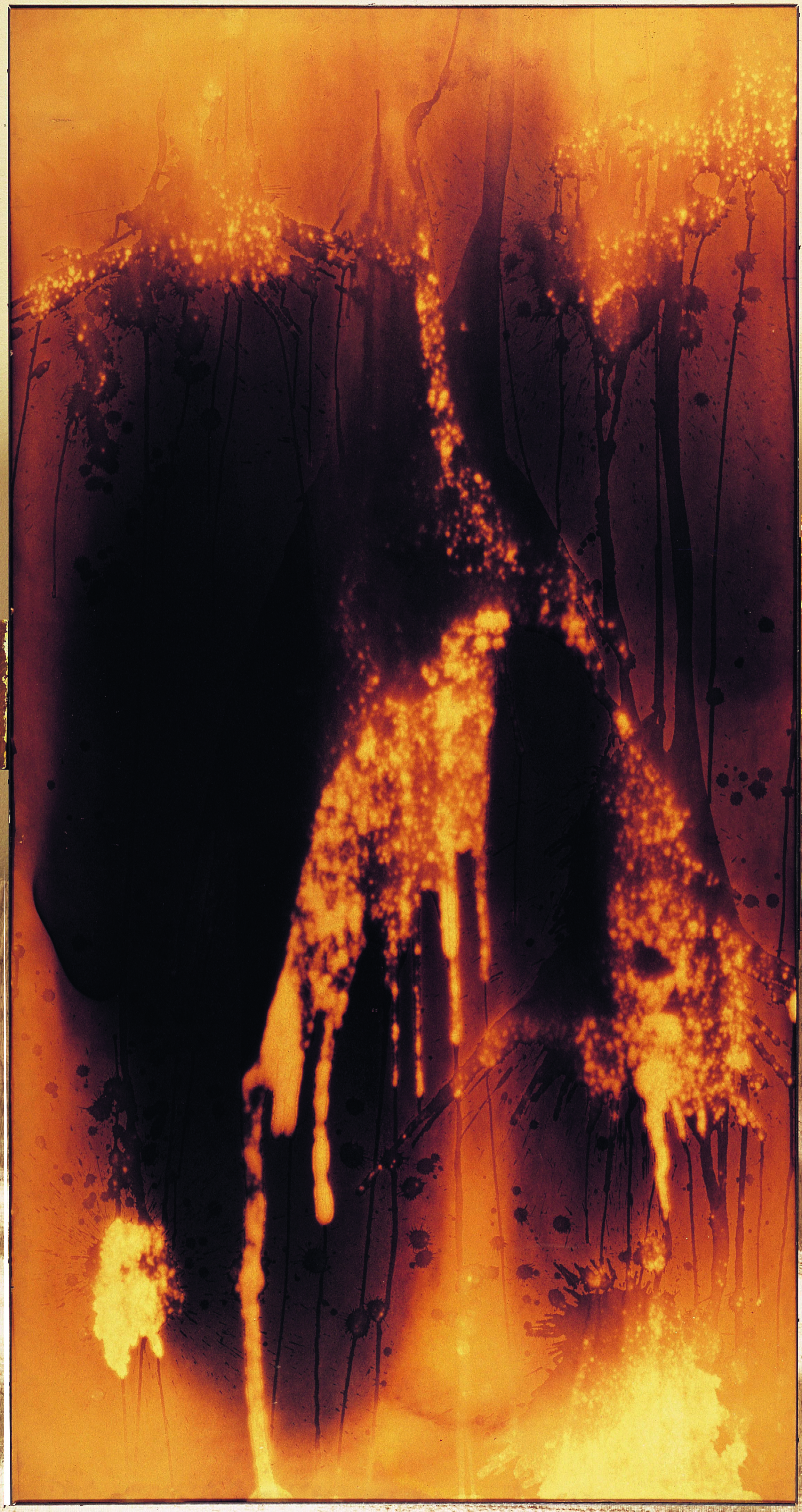 yves klein fire essay Yves klein during the work on if the buyer agreed to set fire to the certificate, klein would throw half such as thomas mcevilley in an essay submitted to.