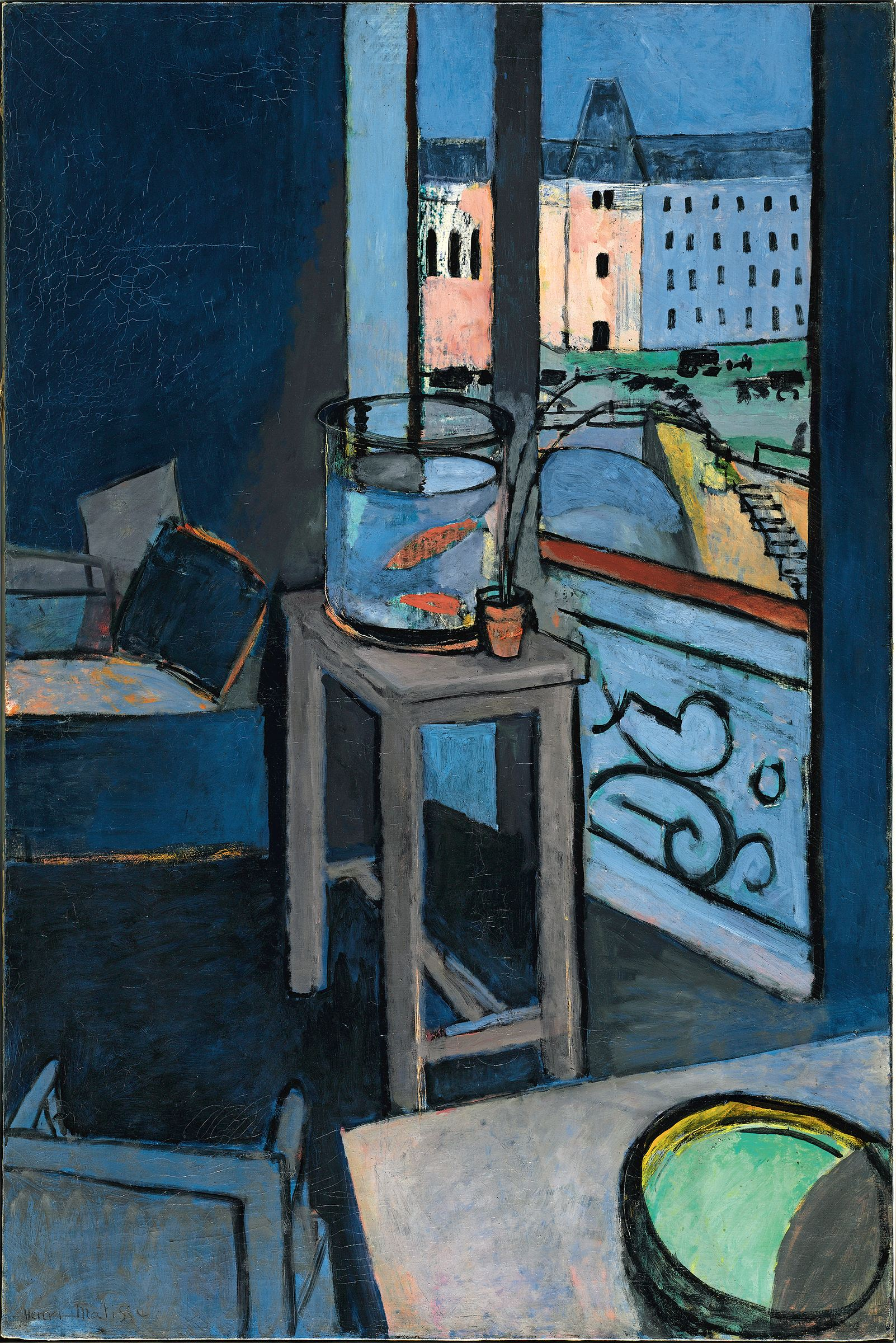 Matisse at the metropolitan museum until the 17th march for Henri matisse fenetre ouverte